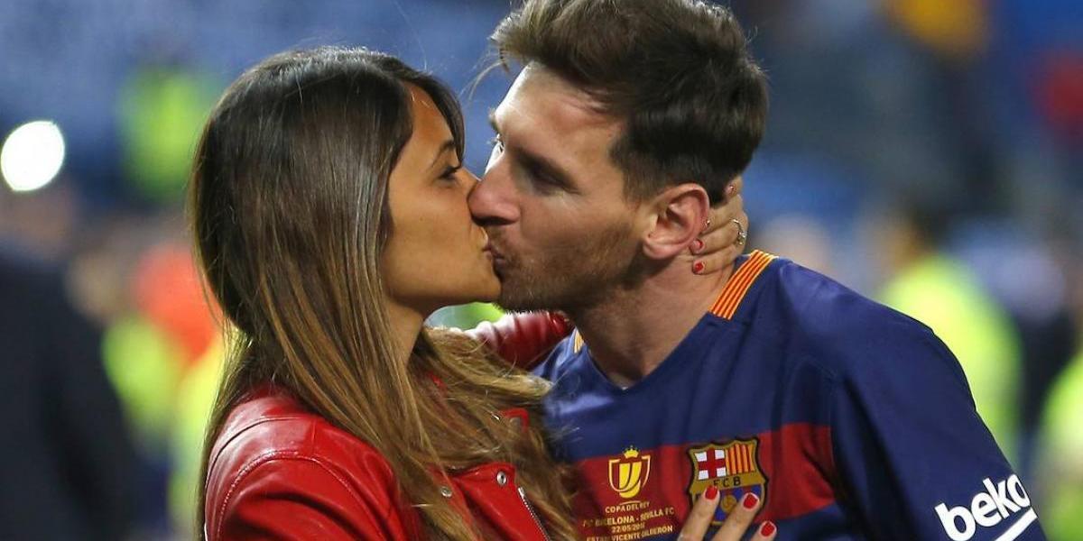 El especial regalo que Messi le pidió a sus invitados para su boda