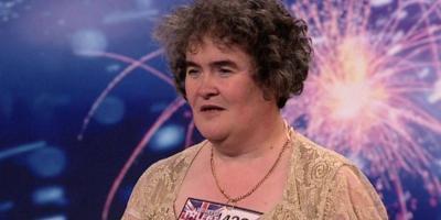 Cantante Susan Boyle fue agredida en un centro comercial