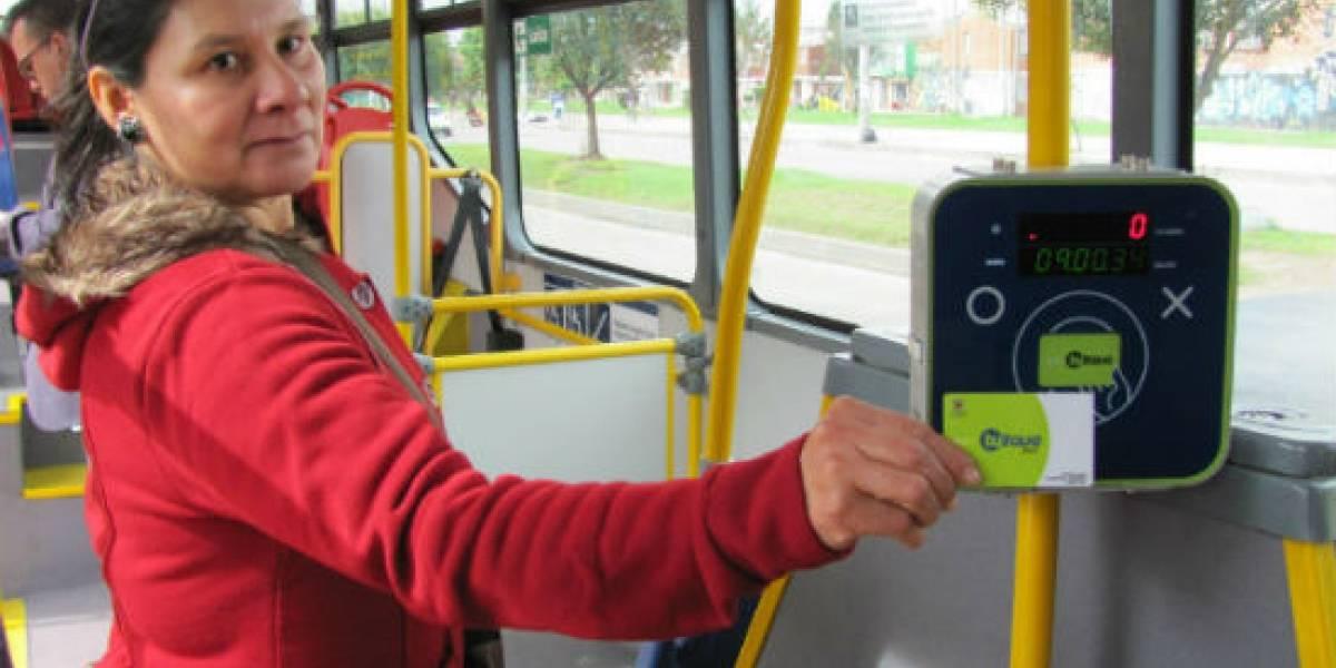 Beneficios en transbordos de sistema TransMilenio solo serán efectivos con tarjeta Tu Llave personalizada