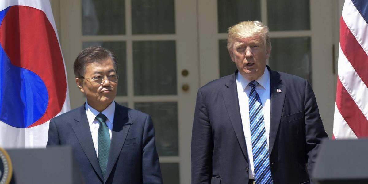 """""""Francamente, la paciencia con Corea del Norte fracasó"""": Trump"""