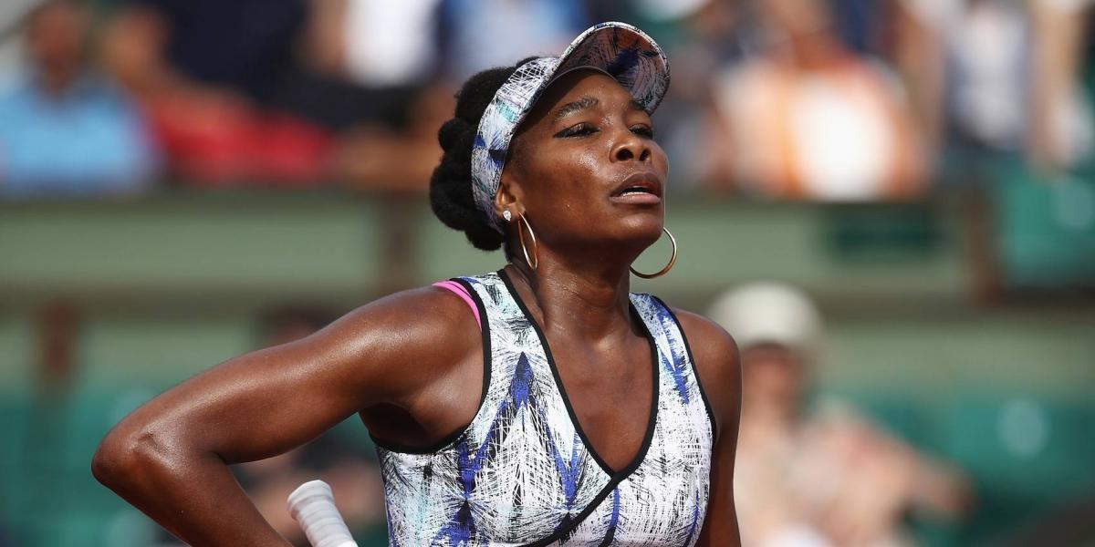 Venus Williams, involucrada en trágico accidente
