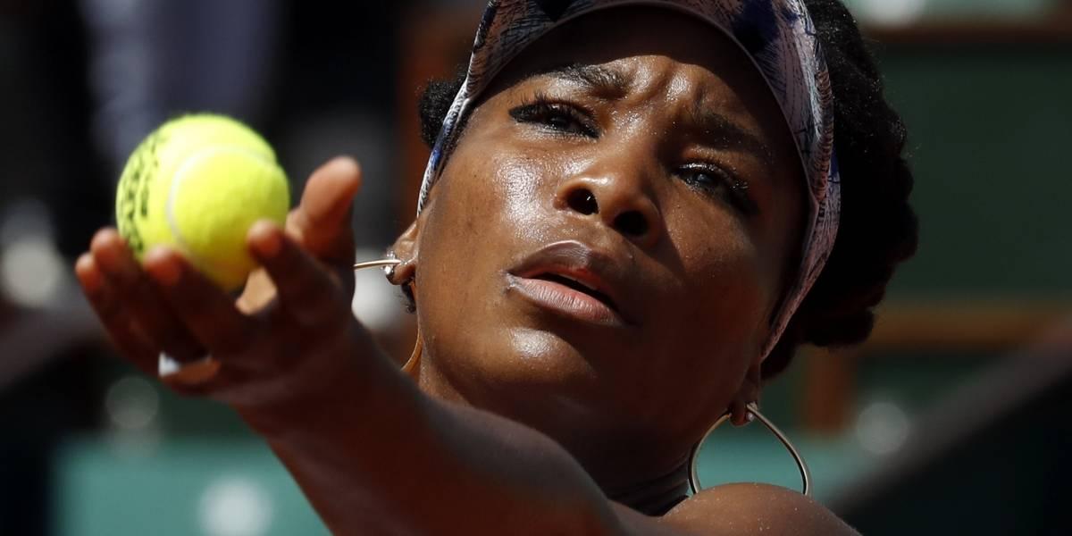 Venus Williams llega a las semifinales de la Copa WTA
