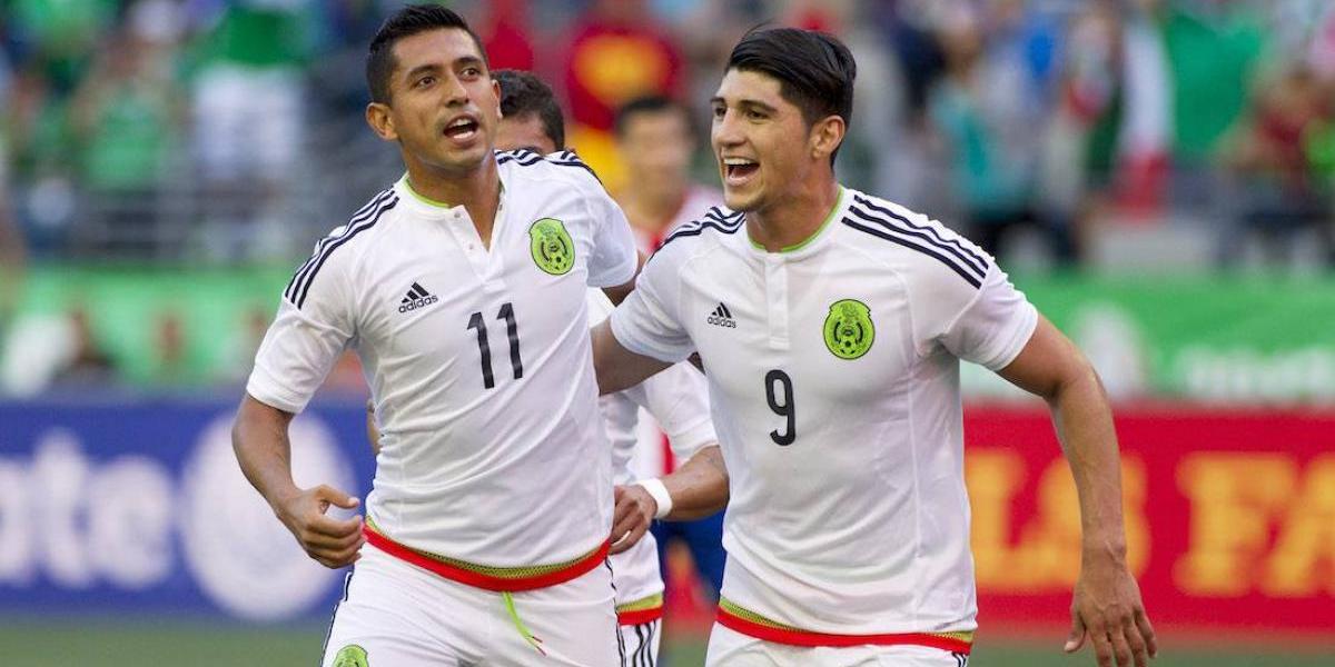 El Tri obtiene costoso triunfo sobre Paraguay en último amistoso