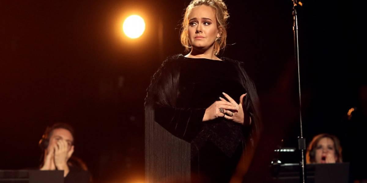 Adele cancela sus últimos conciertos en Londres