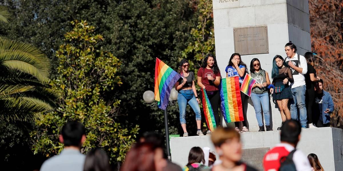 """Con participación de presidenciables y cerca de 30 mil asistentes: así fue la marcha """"Por el Orgullo de ser Tú Mismo"""""""