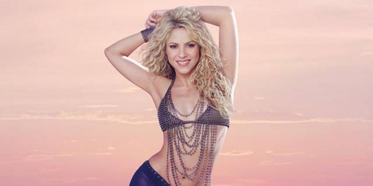 Shakira recicló vestido en la boda de Messi
