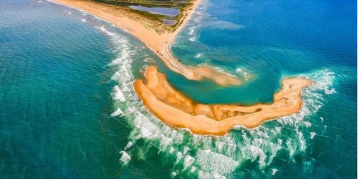 ¡Impresionante, pero peligrosa! Aparece una nueva isla frente a las costas de EE.UU.