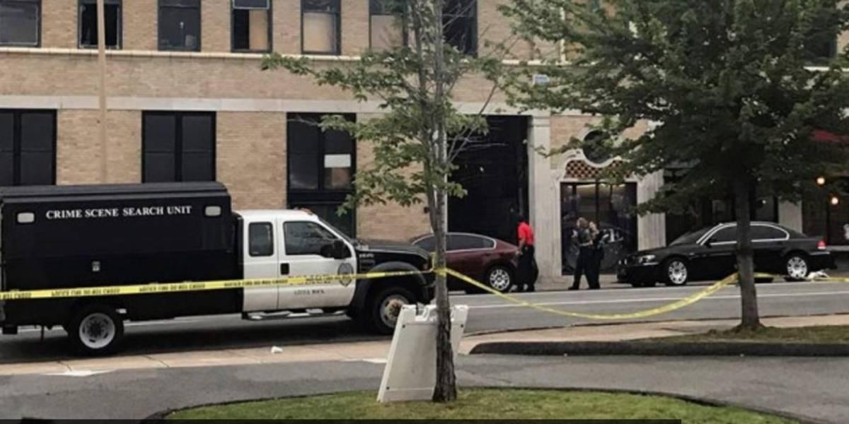 Escalofriante video del tiroteo en Arkansas