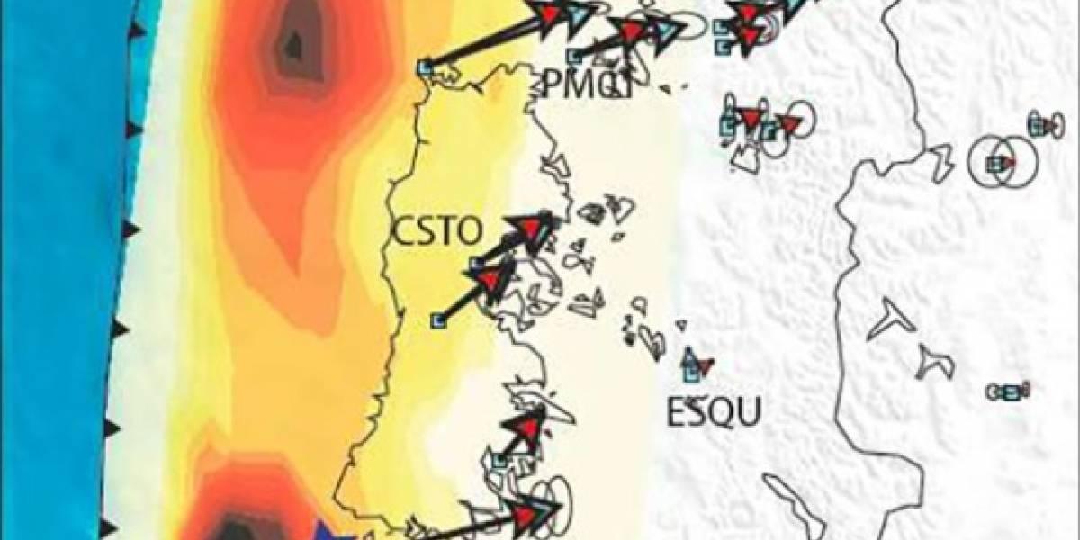 Investigación plantea la reactivación de la sismicidad en zona afectada por terremoto de Valdivia: el mayor de la historia