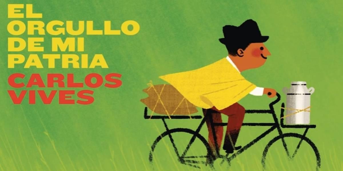 La hermosa canción de Carlos Vives en honor al ciclismo