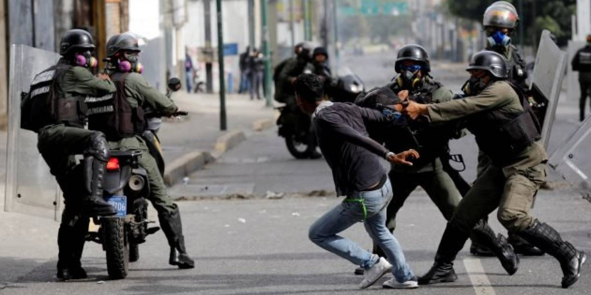 Cuatro muertos más en protestas de Venezuela