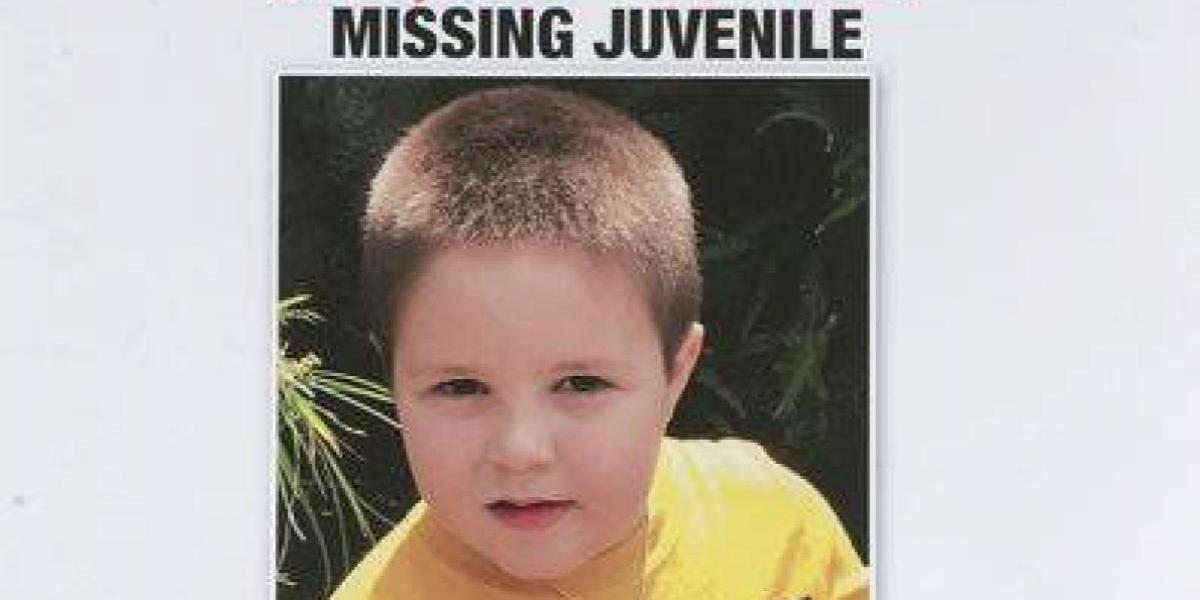 Encuentran cadaver de niño desaparecido