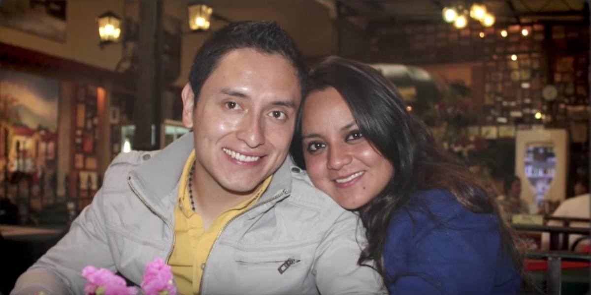 El desgarrador video que publicó el novio de la joven asesinada en Xela