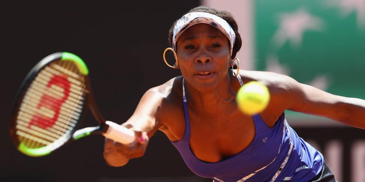 """""""Estoy devastada y con el corazón roto por este accidente"""", Venus Williams"""
