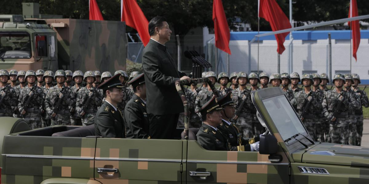 China advierte que no tolerará a la subversión en Hong Kong