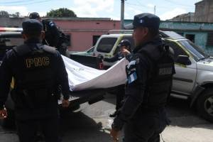 Edgar Estrada Mayorga asesinado en Villa Nueva