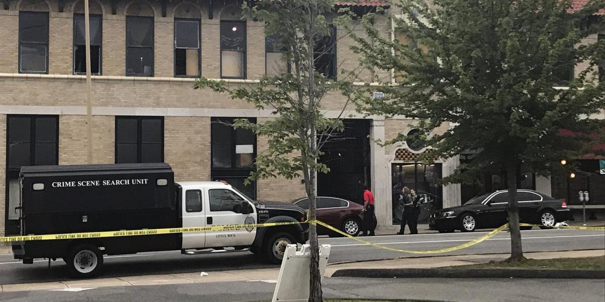 Tiroteo en club de Little Rock, Arkansas, deja 25 heridos