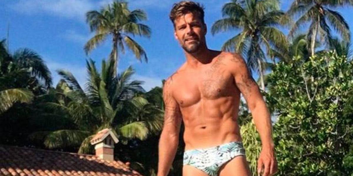 Ricky Martin se convierte en el amante de otro