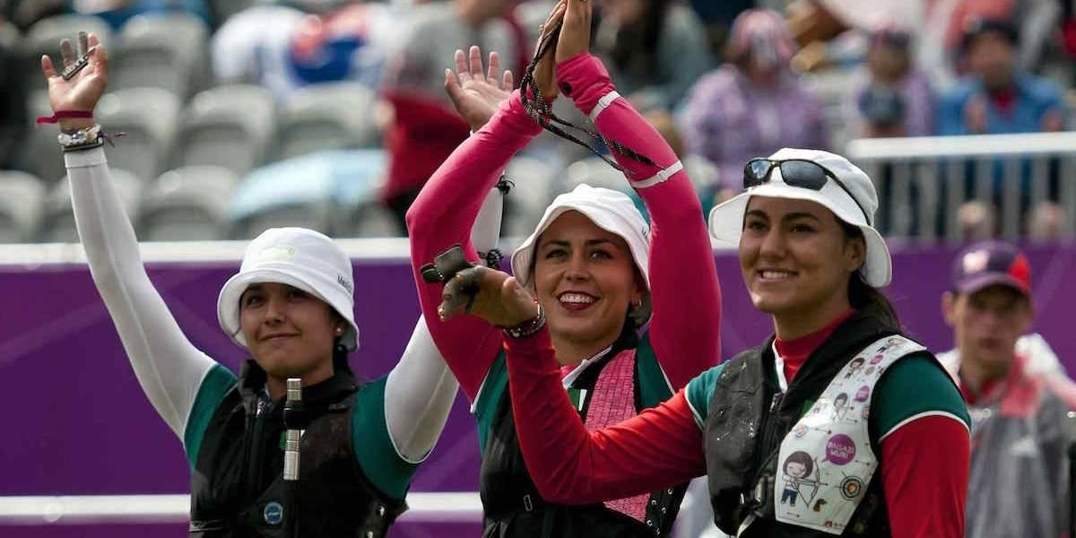 Mexicanas suben al podio y consiguen boleto a Juegos Centroamericanos