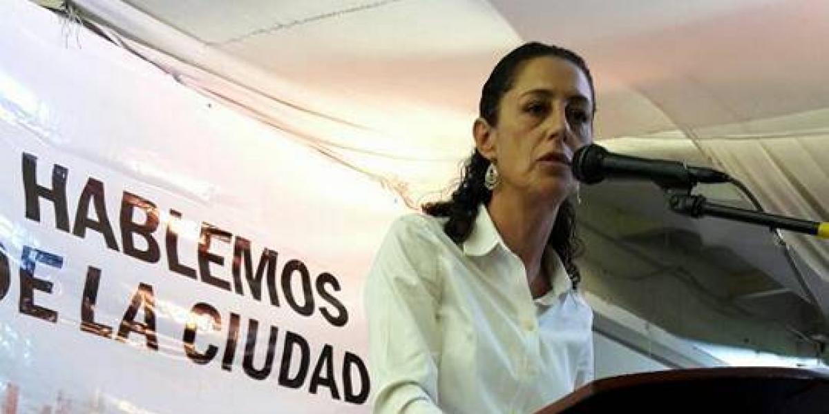 Destapan a Claudia Sheinbaum como aspirante a Jefa de Gobierno por Morena