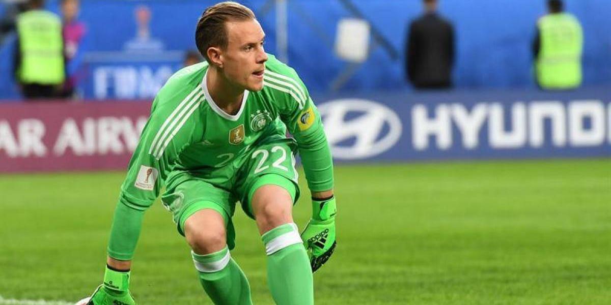 """Ter Stegen festeja el título en la Copa Confederaciones: """"Alemania tiene un equipazo"""""""