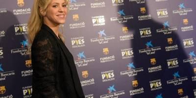 Así reaccionó Shakira por canción suya en boda de Messi y Antonella