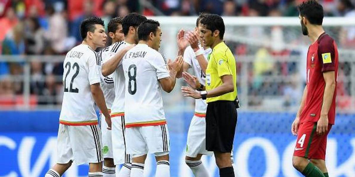 """""""Todos vieron falta en la pantalla, menos el árbitro"""": Márquez"""