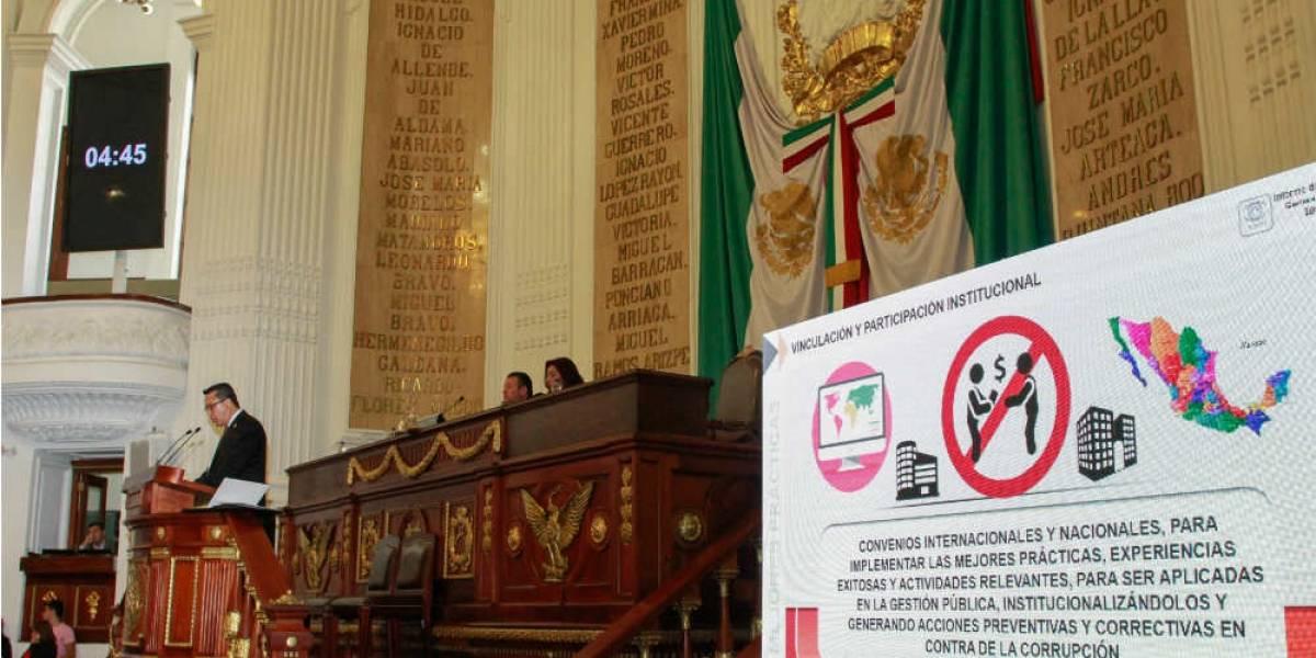 Arranca debate sobre Sistema Anticorrupción de la CDMX