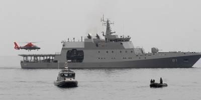 Morales denuncia ejercicios navales del 'pequeño Israel' con EEUU