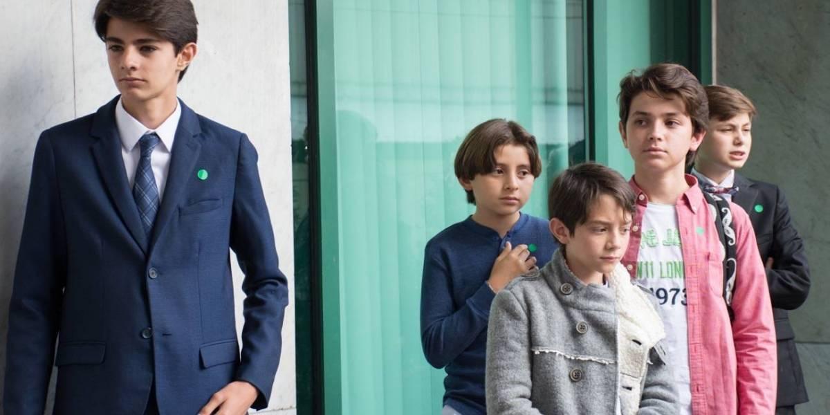 Concluyen audiciones para interpretar a Luis Miguel en serie