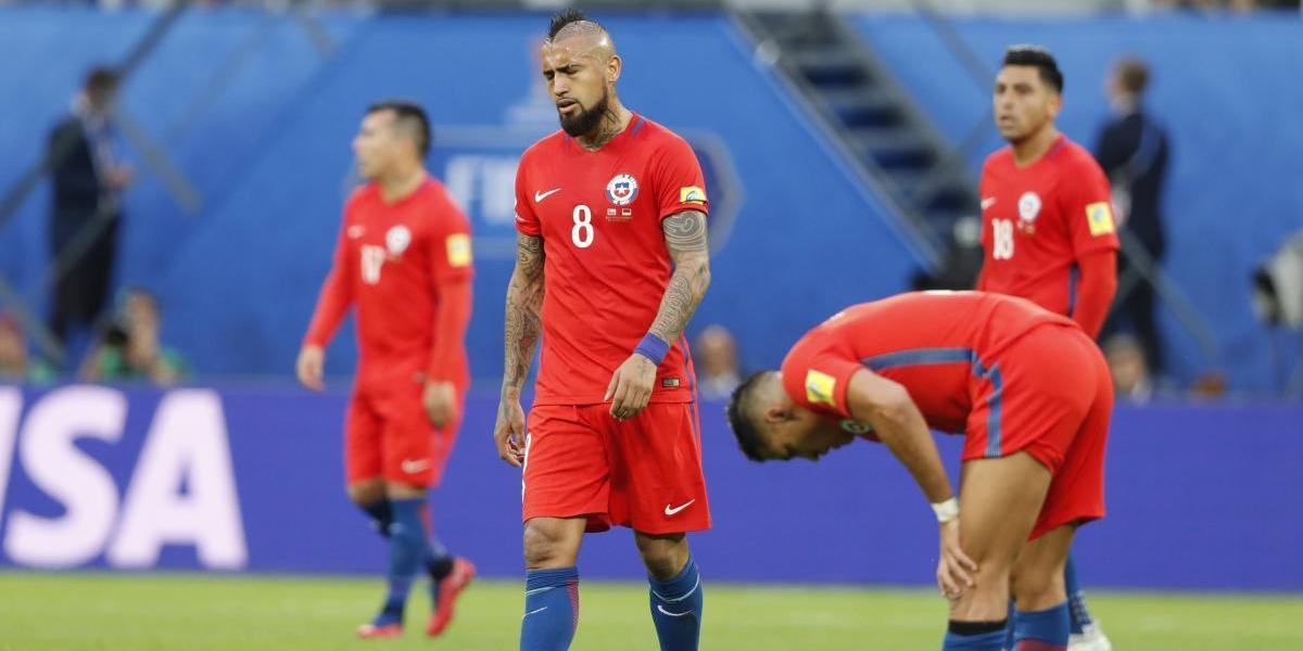 "Vidal no se echa a morir tras derrota con Alemania: ""Vamos a ir a pelear el Mundial"""