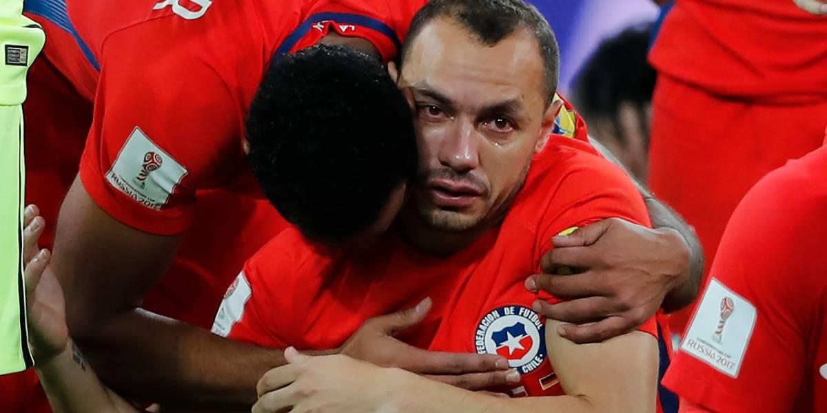 La sentida y emotiva carta de agradecimiento que mandó Marcelo Díaz
