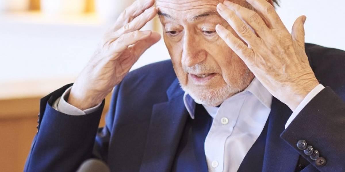 Blatter lamenta haber permanecido tanto tiempo al frente de la FIFA
