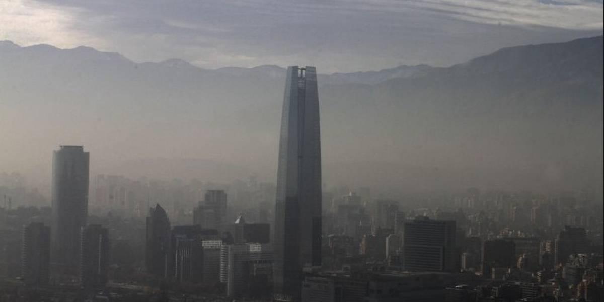 Intendencia Metropolitana declara preemergencia ambiental para este lunes