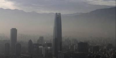 Intendencia Metropolitana decreta alerta ambiental para el sábado en la capital