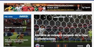 TyC Sports de Argentina