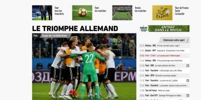 L'Equipe de Francia