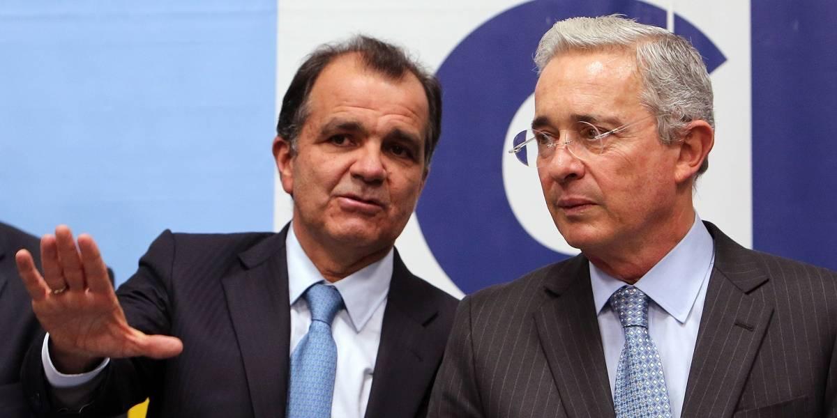 """""""Como el Centro Democrático no reconoce el conflicto, cualquier acuerdo de paz le será insuficiente"""": Óscar Naranjo"""