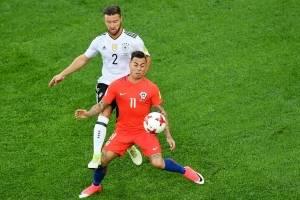 Final Chile-Alemania