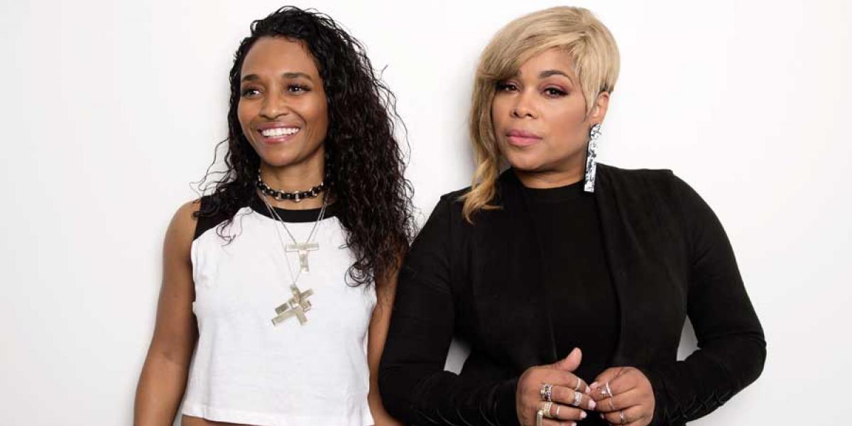 TLC, el dúo de R&B, vuelve a la carga con un nuevo disco tras 13 años de ausencia