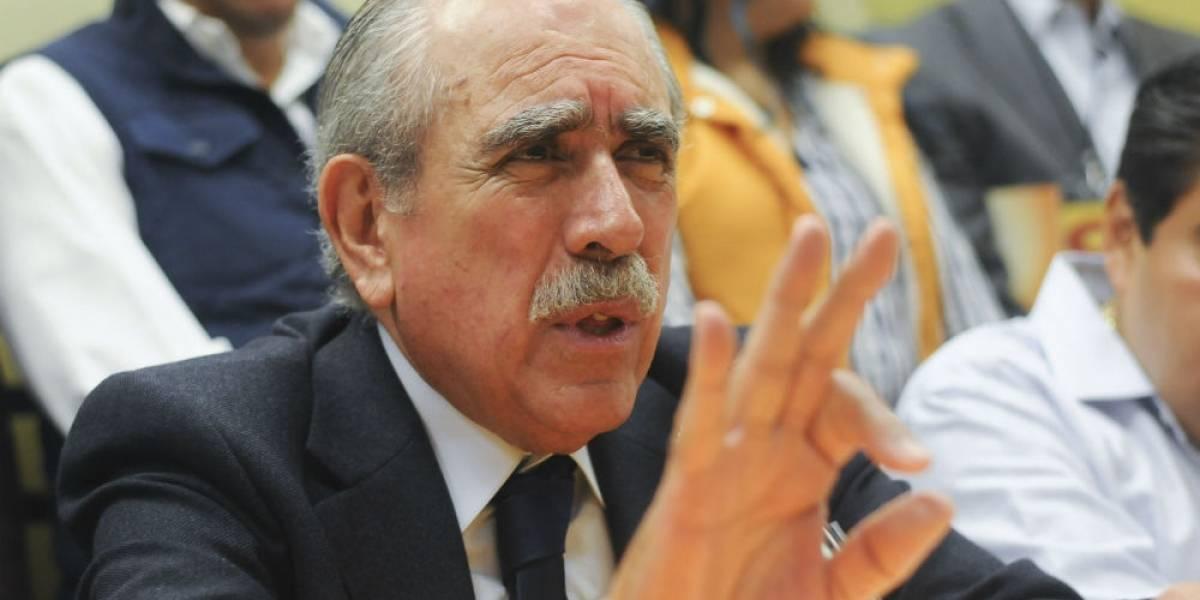 #Confidencial: Pablo Gómez, en la mira del PRD