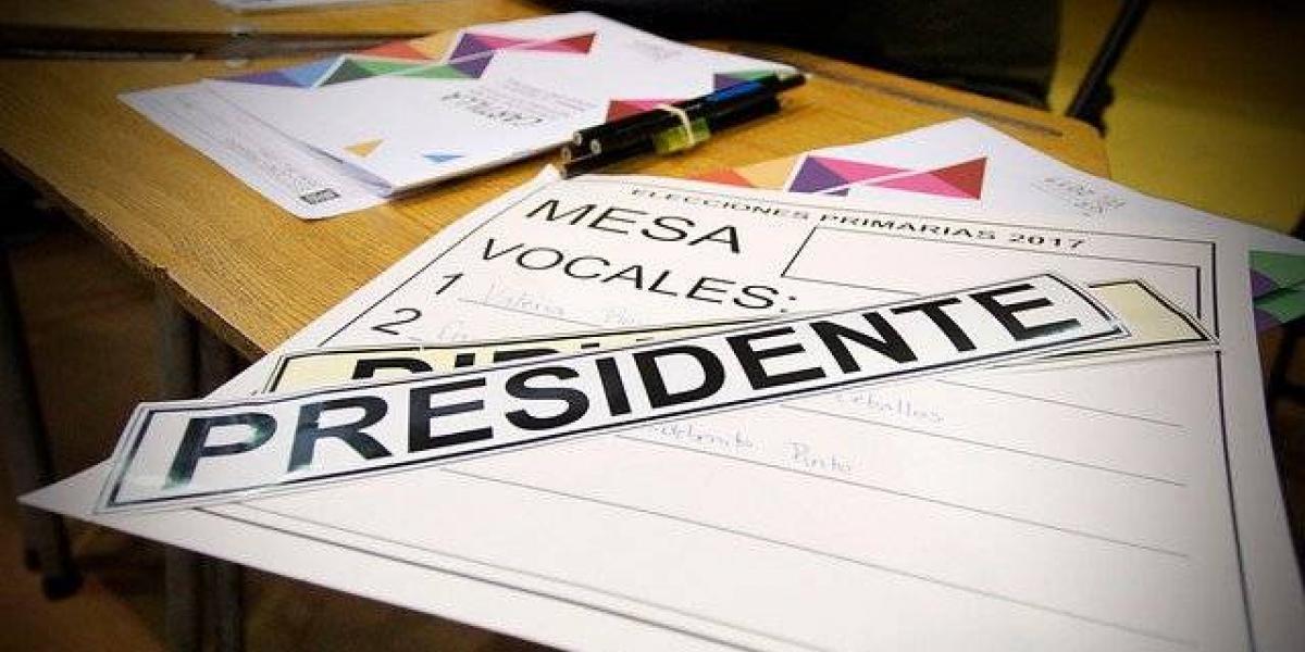 Inician elecciones primarias presidenciales en Chile