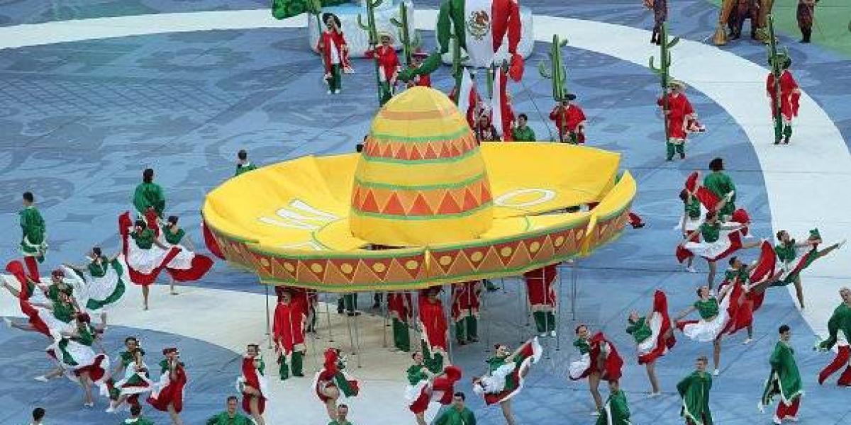 FOTO: México, presente en la Final de la Copa Confederaciones