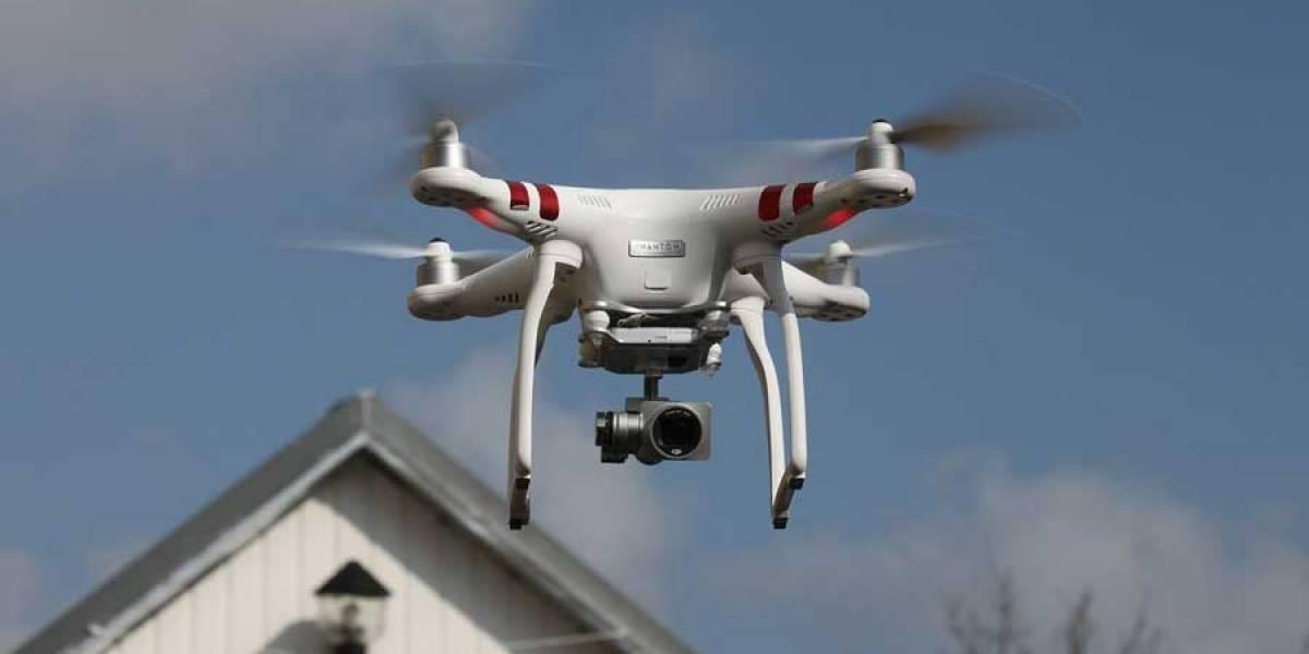Detienen a una persona en Arizona por volar dron sobre un incendio forestal