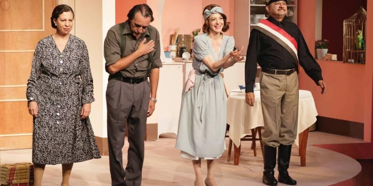 """Edith González regresa al escenario y dice """"Si yo puedo tú puedes"""""""