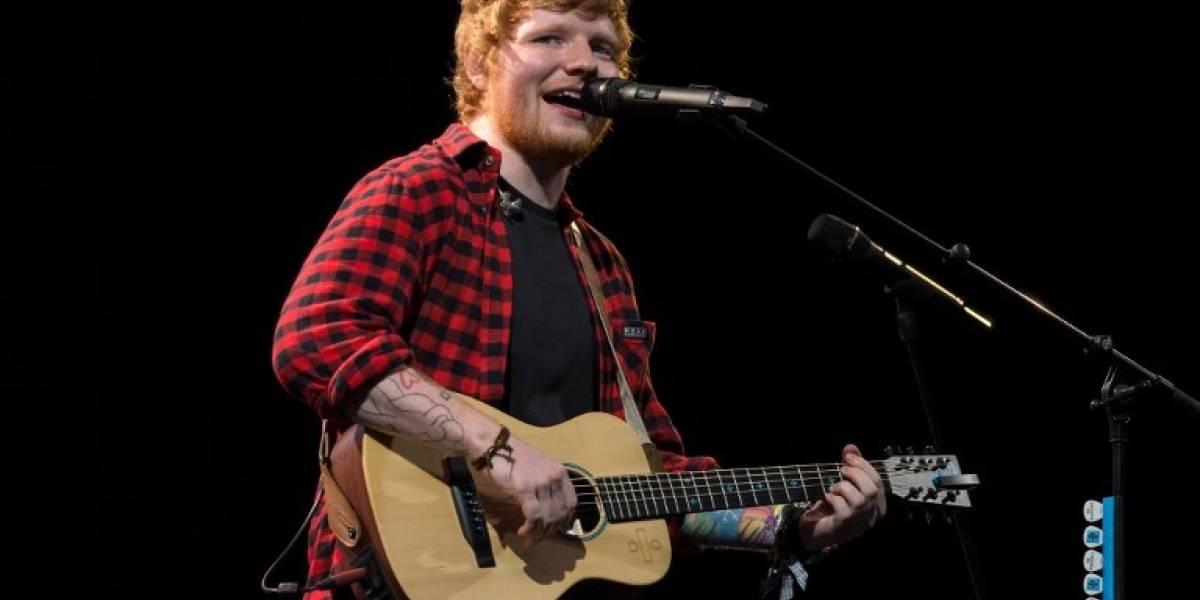 Entrevista con Ed Sheeran, 20 rapiditas