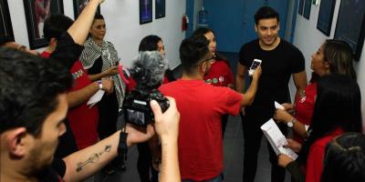 Carlos Rivera ofreció su tercer show del año en Jalisco