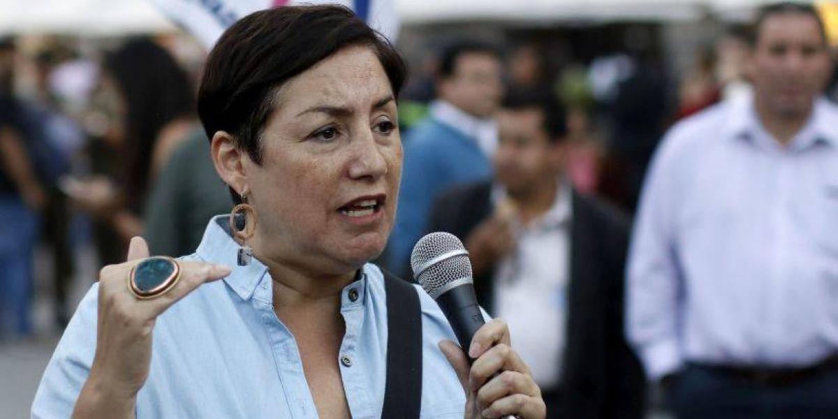 """Beatriz Sánchez: """"La candidatura de Guillier demuestra el momento que está viviendo la Nueva Mayoría"""""""