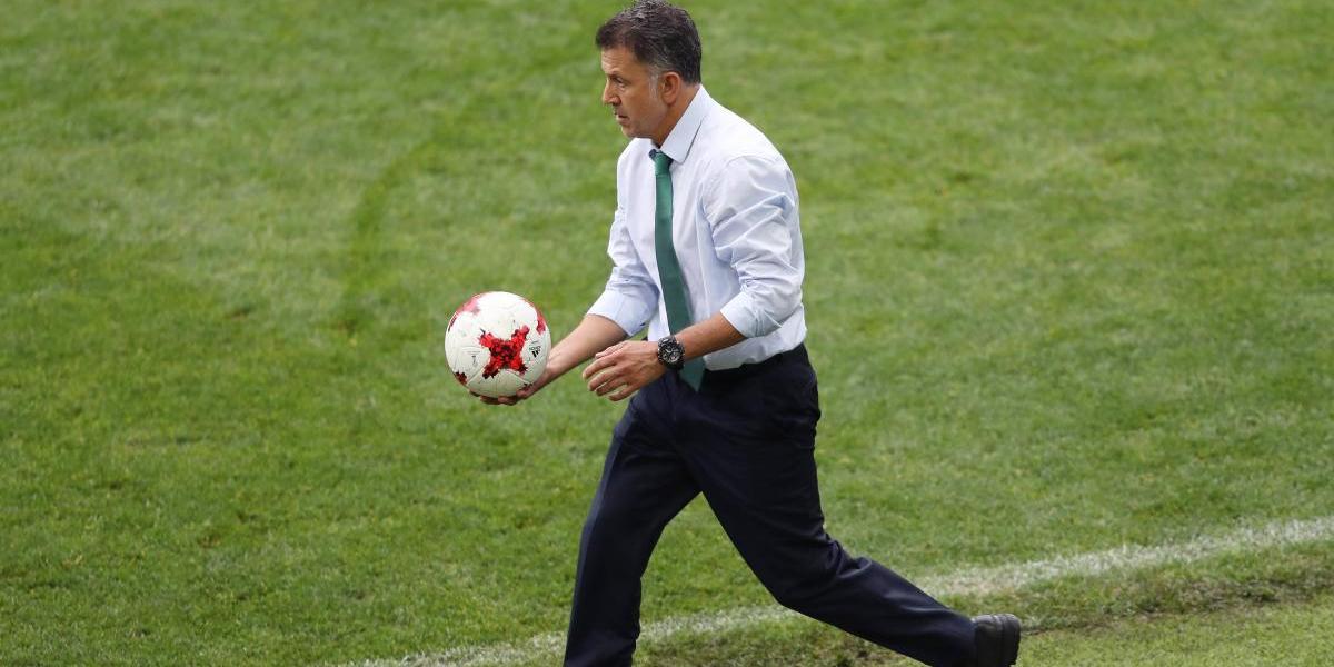 VIDEO: Juan Carlos Osorio volvió a perder la cabeza e insultó a los árbitros