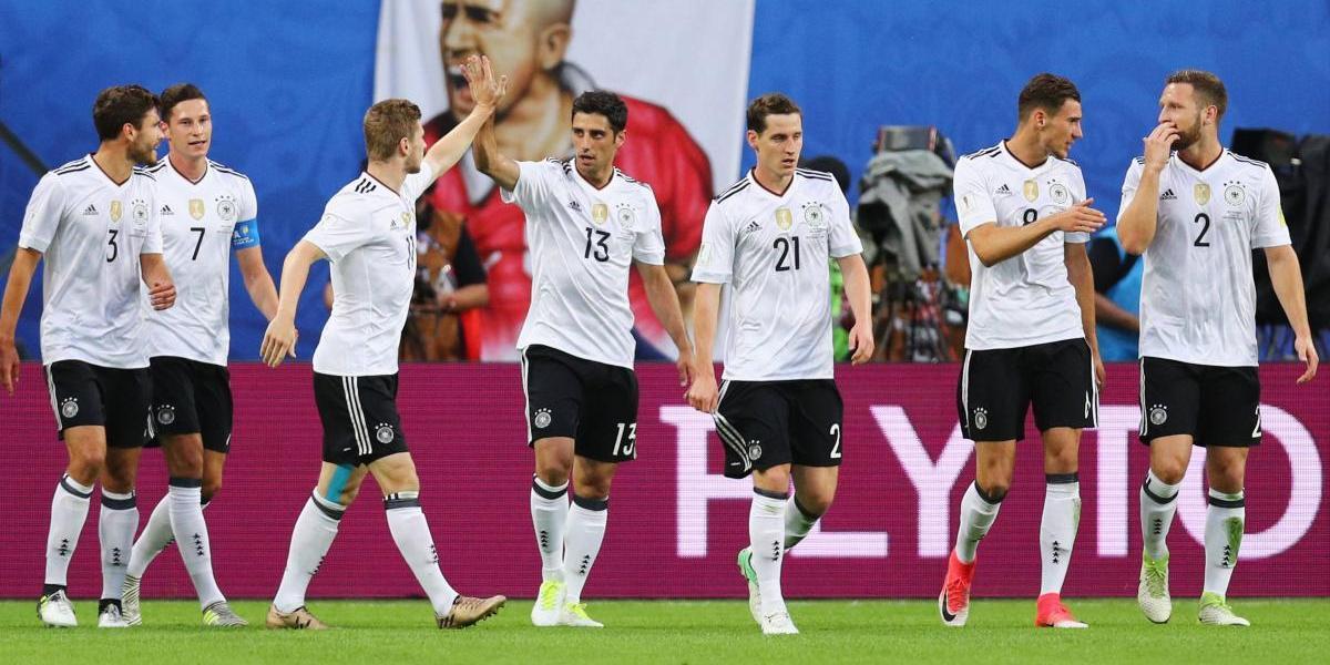 Alemania vence 1-0 a Chile y es campeón de Copa Confederaciones